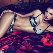 Elisabetta Canalis : La compagne de George Clooney dévoile sa lingerie !