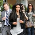 """Kim Kardashian fait du shopping chez Kitson, à Los Angeles, vendredi 4 février."""