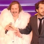 Globes de Cristal : Philippe Katerine stoppé en plein show par Edouard Baer !