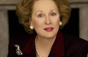 Découvrez Meryl Streep dans la peau de Margaret Thatcher !