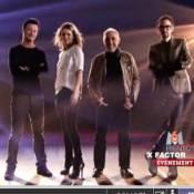 """X Factor : Christophe Willem et les autres jurés se mettent au """"X"""" !"""