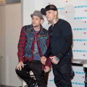 Benji et Joel Madden : Un projet avec David Guetta ? Trop cheap !