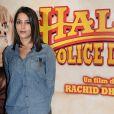 Leila Bekhti lors de l'avant-première d'Halal Police d'état à l'UGC Bercy à Paris le 15 février 2011