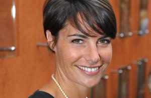 C à vous - Alessandra Sublet :  Absente de son propre anniversaire... Pourquoi ?