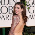 Anne Hathaway sera la présentatrice de la 83ème cérémonie des Oscars. Los Angeles, le 16 janvier 2011.