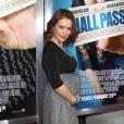 Alyssa Milano, à l'occasion de l'avant-première de  Bon à tirer , au Cinerama Dome de Los Angeles, le 23 février 2011.