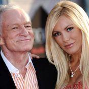 Hugh Hefner : Tous les détails de son incroyable mariage avec sa jeune fiancée !