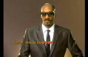 Snoop Dogg et ses copains dans une parodie de Tournez manège... version point G!
