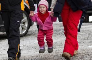 Mette-Marit/Haakon de Norvège, chaude ambiance pour les royaux et leurs bambins!