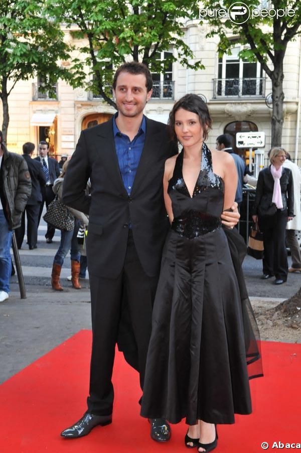 Virginie Ledoyen et Arié Elmaleh
