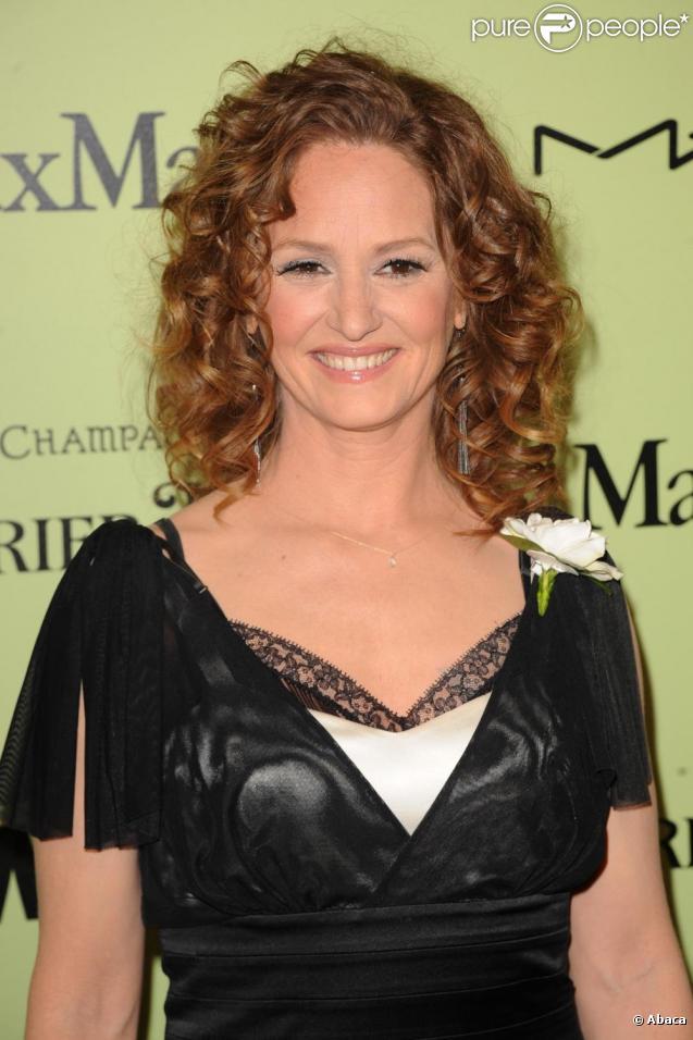 Melissa Leo nominée pour l'Oscar du meilleur second rôle féminin 2011.