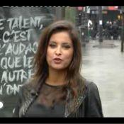 Malika Ménard : Dans la peau d'une animatrice... elle a tout compris !