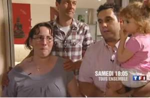 Quand TF1 et M6 exploitent la même famille pour leurs émissions !