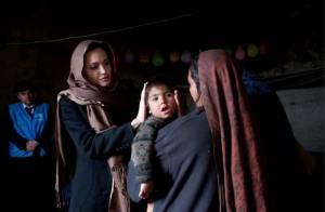 Angelina Jolie : Encore très émue pour son retour en Afghanistan...