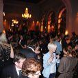 La soirée anniversaire du magazine BE, au Trianon, le 9 mars 2011