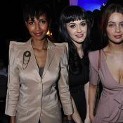 Katy Perry s'éclate avec les ravissantes Marie-Ange Casta et Virginie Efira !