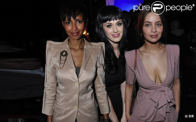 Katy Perry, Sonia Rolland et Marie-Ange Casta