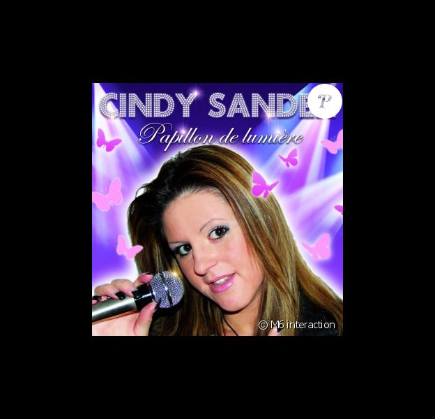 La pochette de son premier single Cindy Sander
