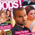 La couverture du magazine Oops du 11 au 24 mars 2011