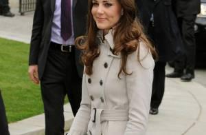 Kate Middleton influence déjà la mode et provoque... une rupture de stock !