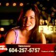 Une deuxième vidéo d'Evangeline Lilly pour Live Links.