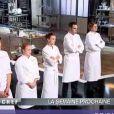 Teaser de la semaine prochaine. Qui ira en demi-finale ? (épisode de Top Chef du 22 mars 2011)