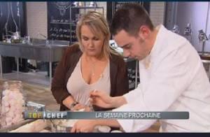 Top Chef : M6 fait un spoiler involontaire et dévoile l'un des demi-finalistes !
