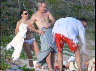 John McEnroe et sa femme : En vacances, mais le sourire est toujours en option !