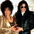 Elizabeth Taylor et son grand ami Michael Jackson