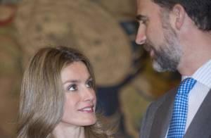 Letizia et Felipe d'Espagne : Toujours aussi in love après 7 ans d'amour...