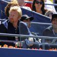 Boris Becker et son fils Noah Becker