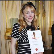 Molières 2011 : Julie Depardieu, enceinte et rayonnante, reçoit sa nomination !