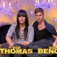 Thomas et Benoît forment le duo des Gayssip Boys (quotidienne de Carré ViiiP du mercredi 30 mars)