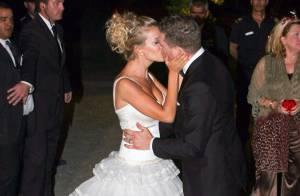 Michael Bublé : Les images de son mariage religieux avec la divine Luisana !