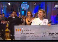 Stéphanie Le Quellec est sacrée Top Chef 2011 et belle audience !
