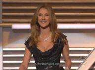 Céline Dion, resplendissante en maîtresse de cérémonie très enthousiaste !
