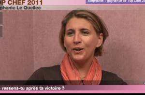 Top Chef : Stéphanie se prépare à affronter Romain Tischenko...