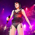 Jessie J, avec son répertoire éclectique et son style choc, sexy-sexo voire boyish, défraie les charts britanniques. Au Shepherds Bush Empire de Londres le 5 avril 2011, avant de décoller pour les Etats-Unis.
