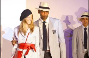 PHOTOS : découvrez les tenues des sportifs français pour les JO de Pékin
