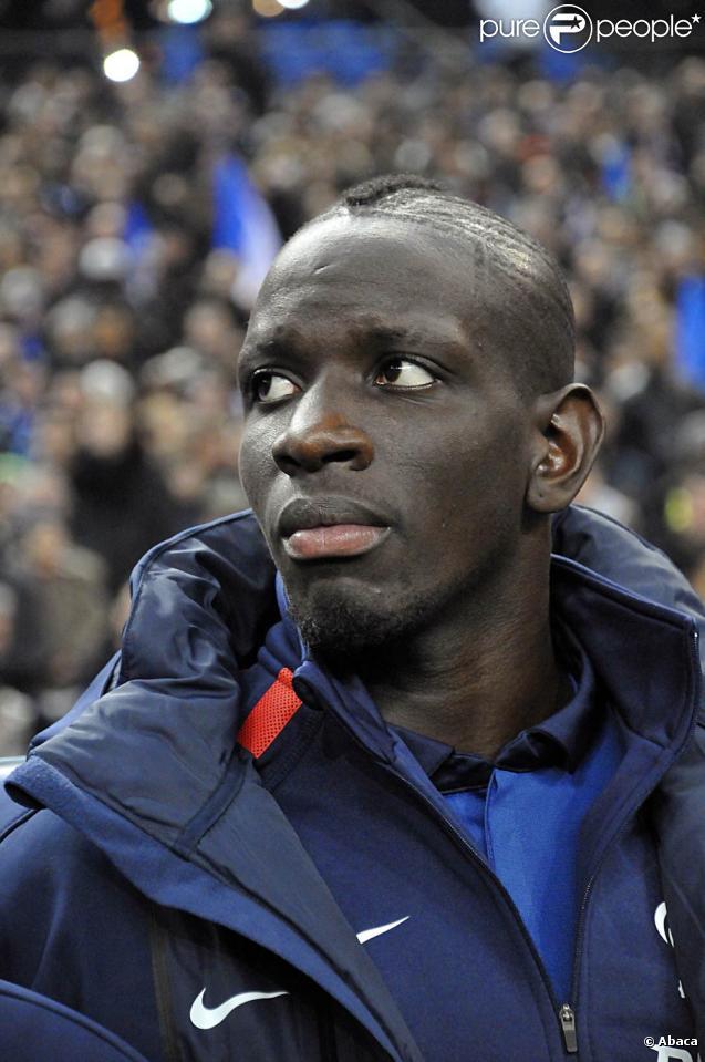 Mamadou Sakho, relaxé le 8 avril 2011 après avoir giflé et insulté un journaliste en février 2010.