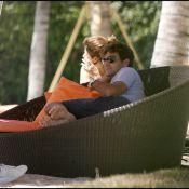 Roger Federer : sa douce Mirka lui fait digérer sa défaite...