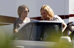 Nicole Kidman en tournage : inséparable de sa fille aînée et de Keith Urban...