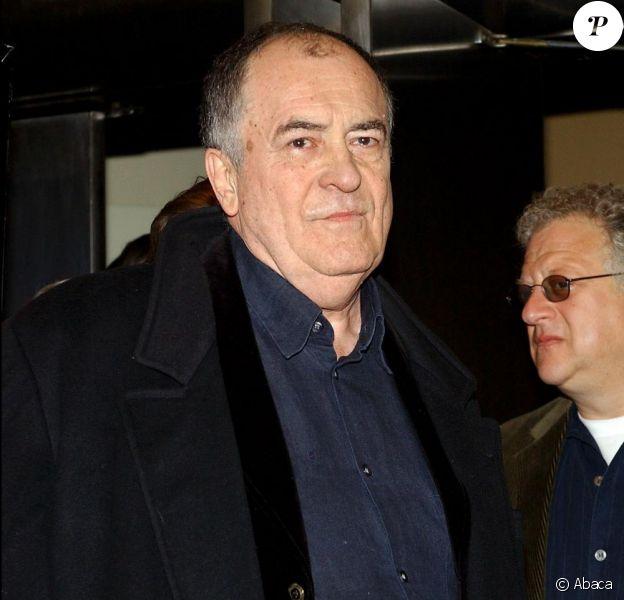 Bernardo Bertolucci en 2004