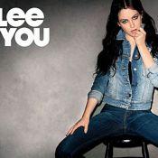 Riley Keough : La petite-fille du King en total look jean pour nous séduire !