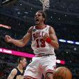 Joakim Noah titulaire d'un contrat de plusieurs millions de dollars en NBA