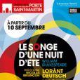 Le songe d'une nuit d'été - Théâtre de la Porte Saint-Martin