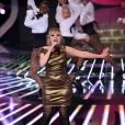 X Factor, premier prime live le 19 avril 2011 : Cécile Couderc, diva du disco, a réalisé un show spectaculaire sur Don't leave me this way, pour le plus grand bonheur de son coach, Christophe Willem.