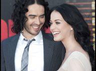 Russell Brand et Katy Perry : Un couple débordant d'amour et de complicité !