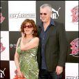 Susan Sarandon et Tim Robbins en 2008