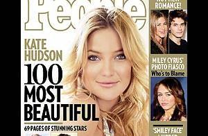 PHOTOS : la presse américaine rend hommage à la beauté de Kate Hudson